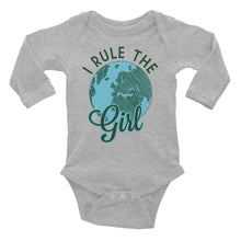 I Rule The Girl Onesie Created by LiveGirl