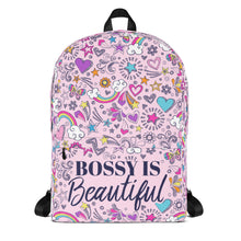 Bossy is Beautiful Backpack