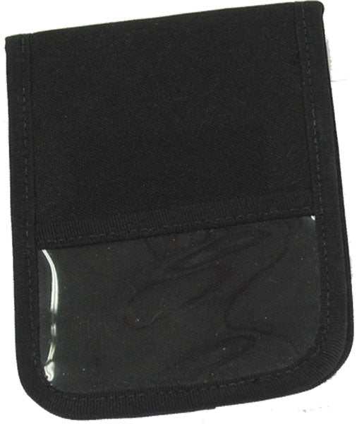 Hi-Tec Memo Book Cover With Metal Clip