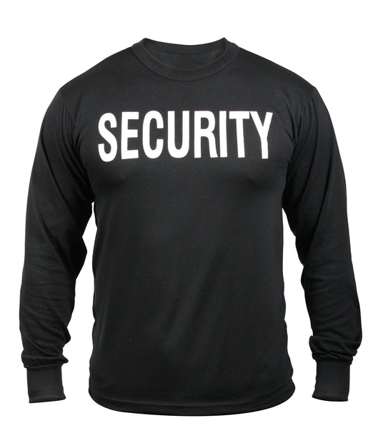 Security Long Sleeve T-Shirt