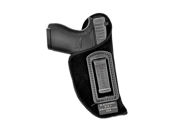 Blackhawk - Glock Inside the pants nylon Holster LH