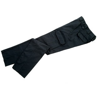 Black Tactical Cargo Pants