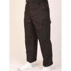Tradition Cargo Pants-Black