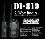 Dynamic Innovations - DI-819 2 Way Radio