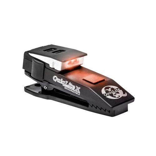QuiqLiteX USB Rechargeable