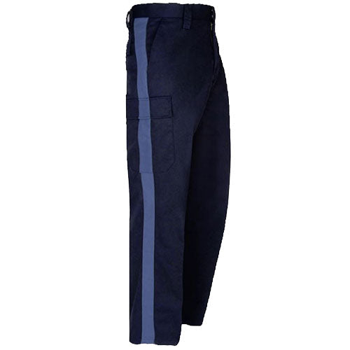Elbeco - Blue Striped Men Pants
