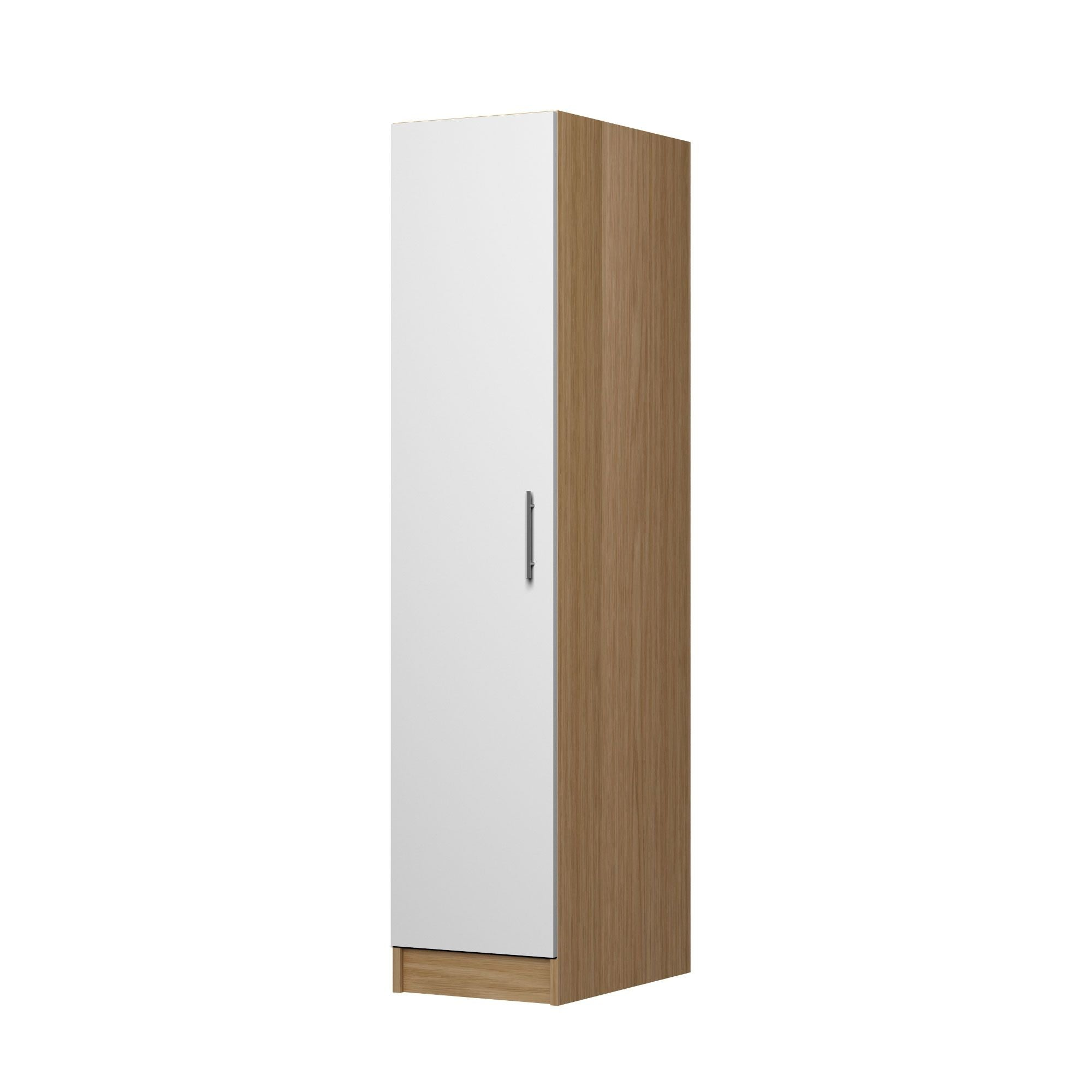 1 Door Wardrobe - Double Hanging