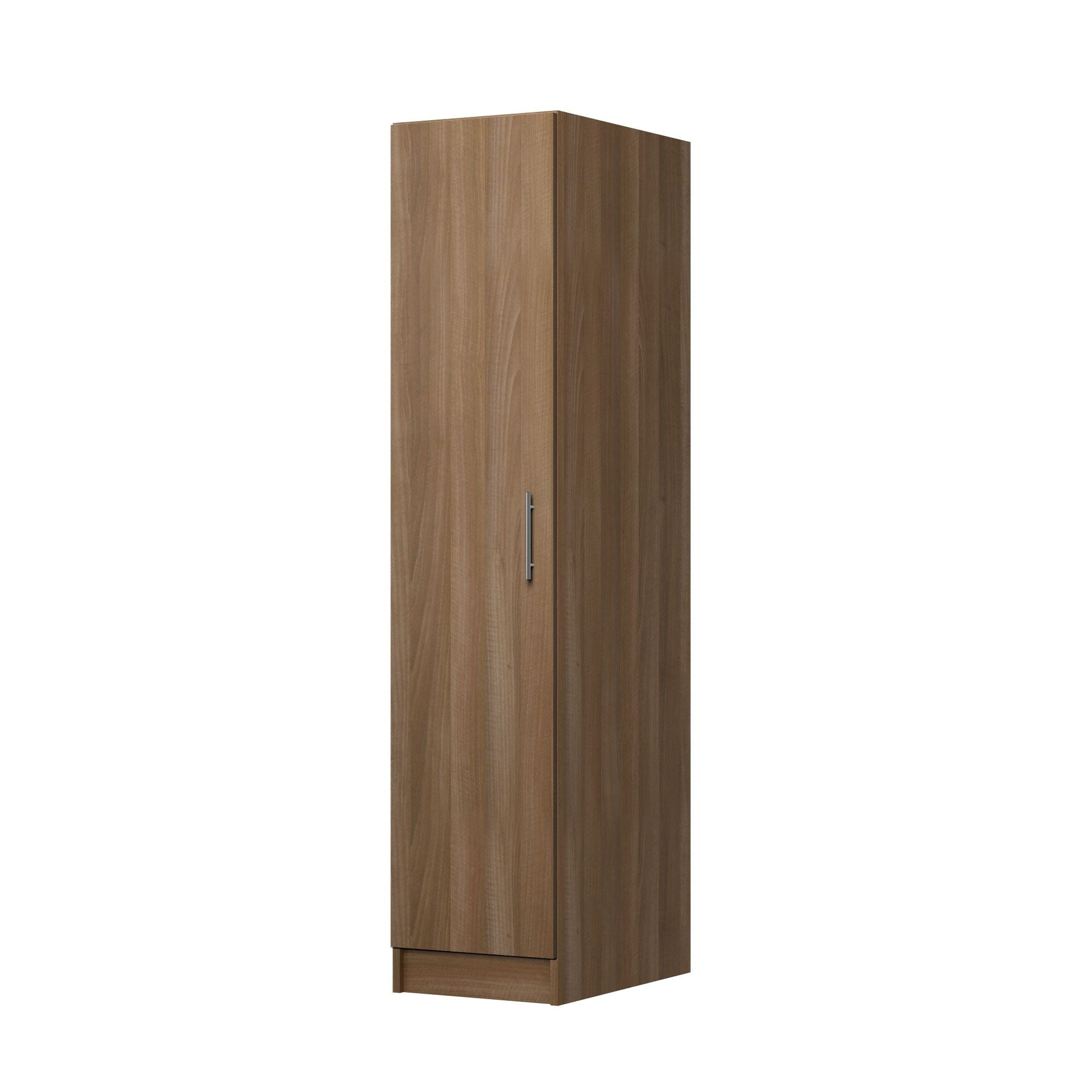 1 Door Wardrobe - Long Hanging