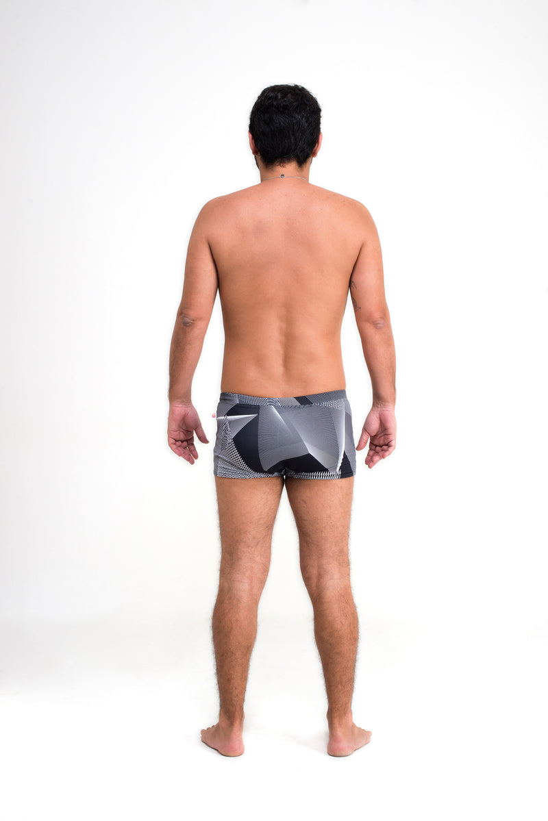 Men's Brazilian Style Trunks, Stalactites