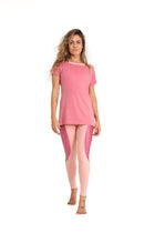Ibiza  Comfy  Shirt,  Light Salmon ( Natural Viscose)