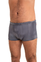 Men's Brazilian Style Trunks, Dream Noir