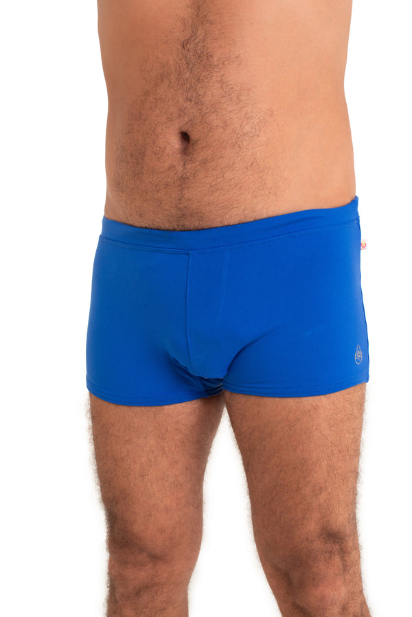 Men's Brazilian Style Trunks Royal