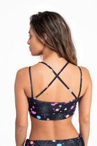Cycling Cross Back Top, Constellation
