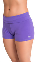 Mid-Rise  Shorts,  Lilac Soul Regular fabric
