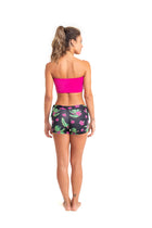 Side String Shorts, Lyrios Purpura