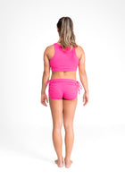 Side String Shorts  Love Pink