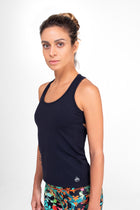 Toller Tank Top Black Eco