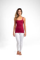 Mid-Rise Legging White, Textured Coolform