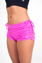 Side String Shorts Pink Pop  Eco