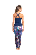Lakshmi Legging, Indigo  Dream