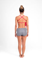 Side String Shorts Geometrix