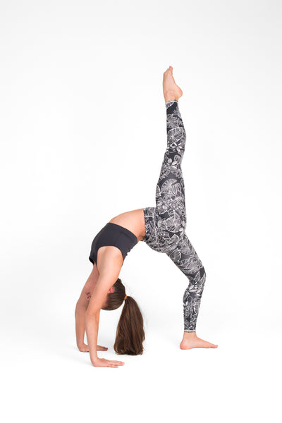 Lakshmi Legging White Savanna