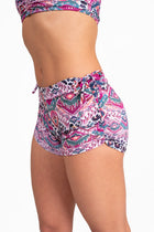 Side String Shorts, Jaipur Vison