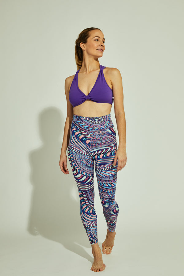 Mid-Rise Legging Wild Side