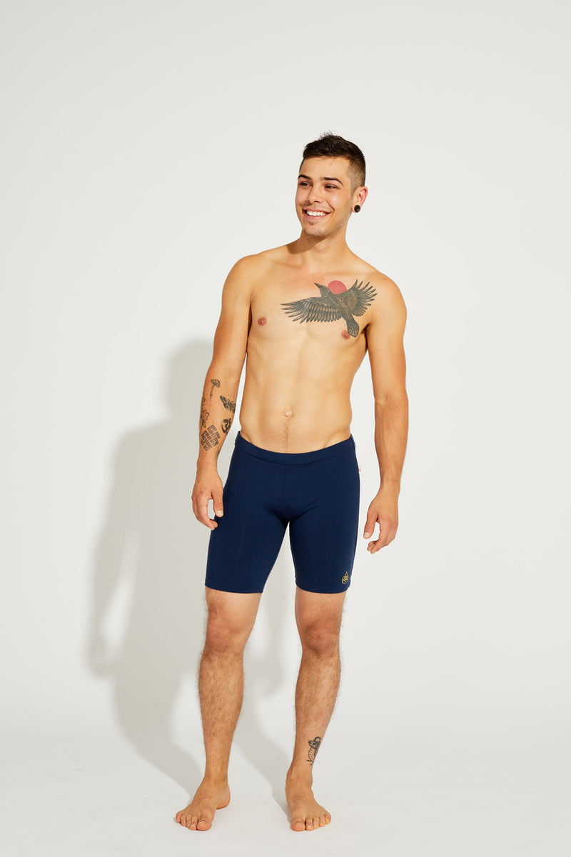 Men's Cycling Shorts Navy
