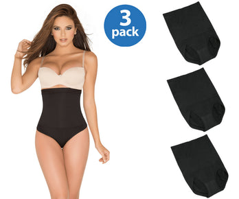 Offer: High Waist Shaping Panty (Buy 2 Get 1 Free) - 3x