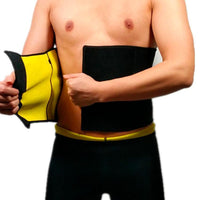 Men's Slimming Thermo Belt