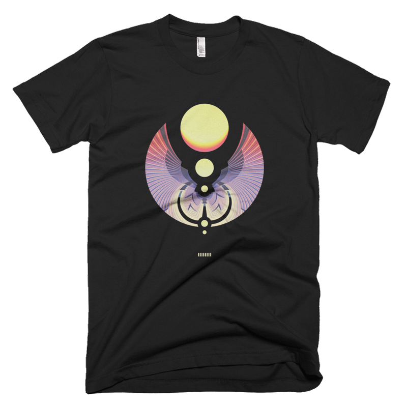 Spread Your Wings: Short Sleeve T-Shirt