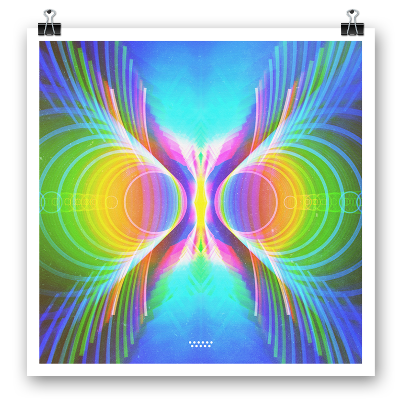 Within the Vortex: Art Print