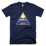 Into the Sun: Short Sleeve T-Shirt