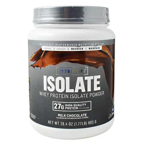 Cytosport Isolate - Milk Chocolate - 1.77 lb - 660726804100