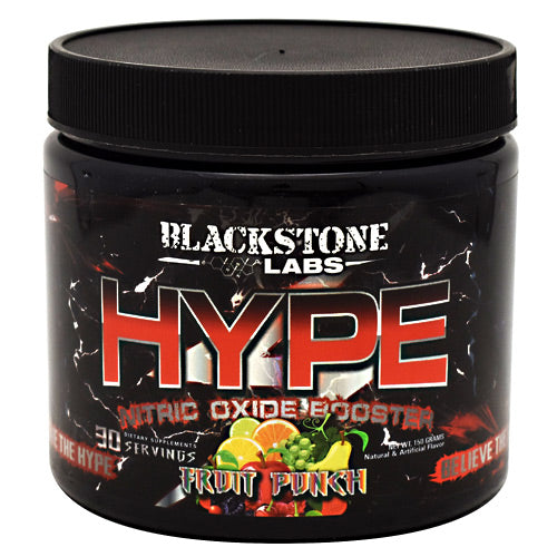 Blackstone Labs Hype - Fruit Punch - 30 Servings - 728028214611
