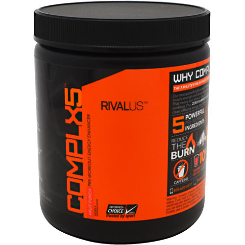 Rivalus Rivalus Complx5 - Fruit Punch - 0.594 lbs - 807156001635