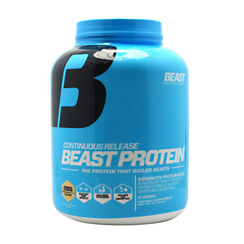 Beast Sports Nutrition Beast Protein - Cookies & Cream - 4 lb - 631312900513