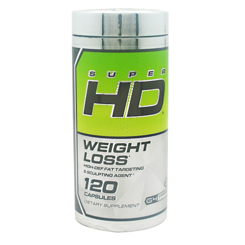 Cellucor G4 Chrome Series Super HD - 120 Capsules - 810390024834