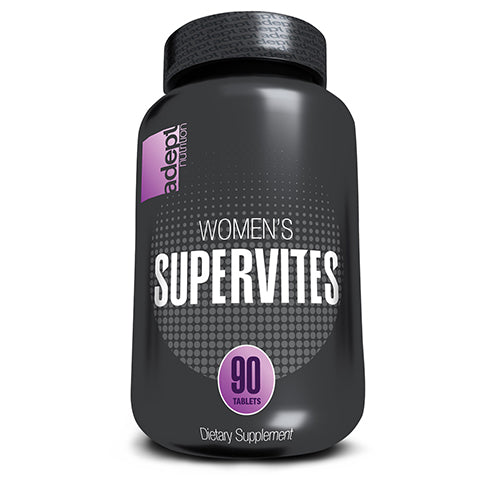 Adept Nutrition Womens SuperVites - 90 Tablets - 850850003504
