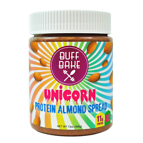 Buff Bake Protein Almond Spread - Unicorn - 13 oz - 854570007118