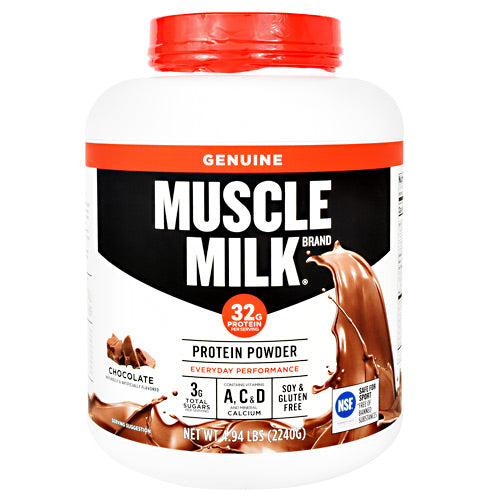 Cytosport Genuine Muscle Milk - Chocolate - 4.94 lb - 660726503263