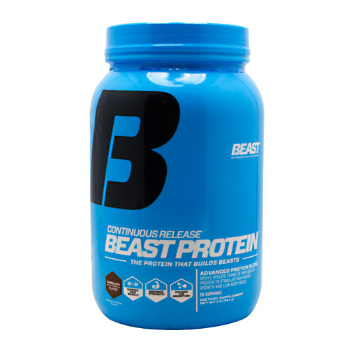 Beast Sports Nutrition Beast Protein - Chocolate - 2 lb - 631312900216