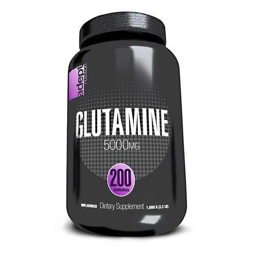 Adept Nutrition Glutamine - Unflavored - 200 Servings - 850850003320
