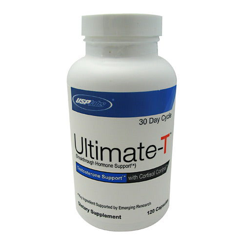 USP Labs Ultimate-T - 120 Capsules - 60 Servings - 094922012050