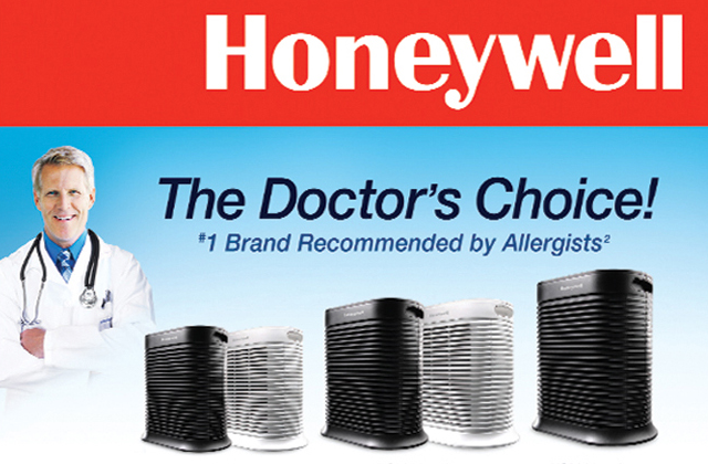 Honeywell Air Purifiers - The Doctors Choice
