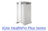 IQAir HealthPro Plus Series