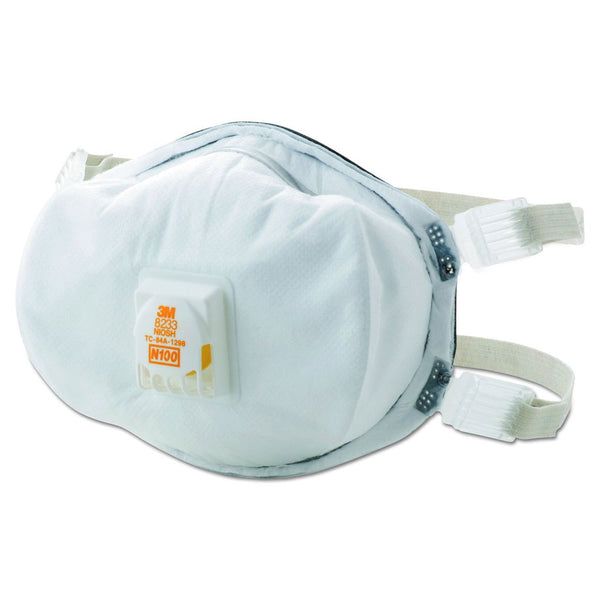 - N100 8233 Pack 3m Mask 1 Respirator