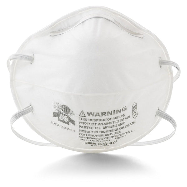3M 8240 R95 Respirator Mask - 20 pack