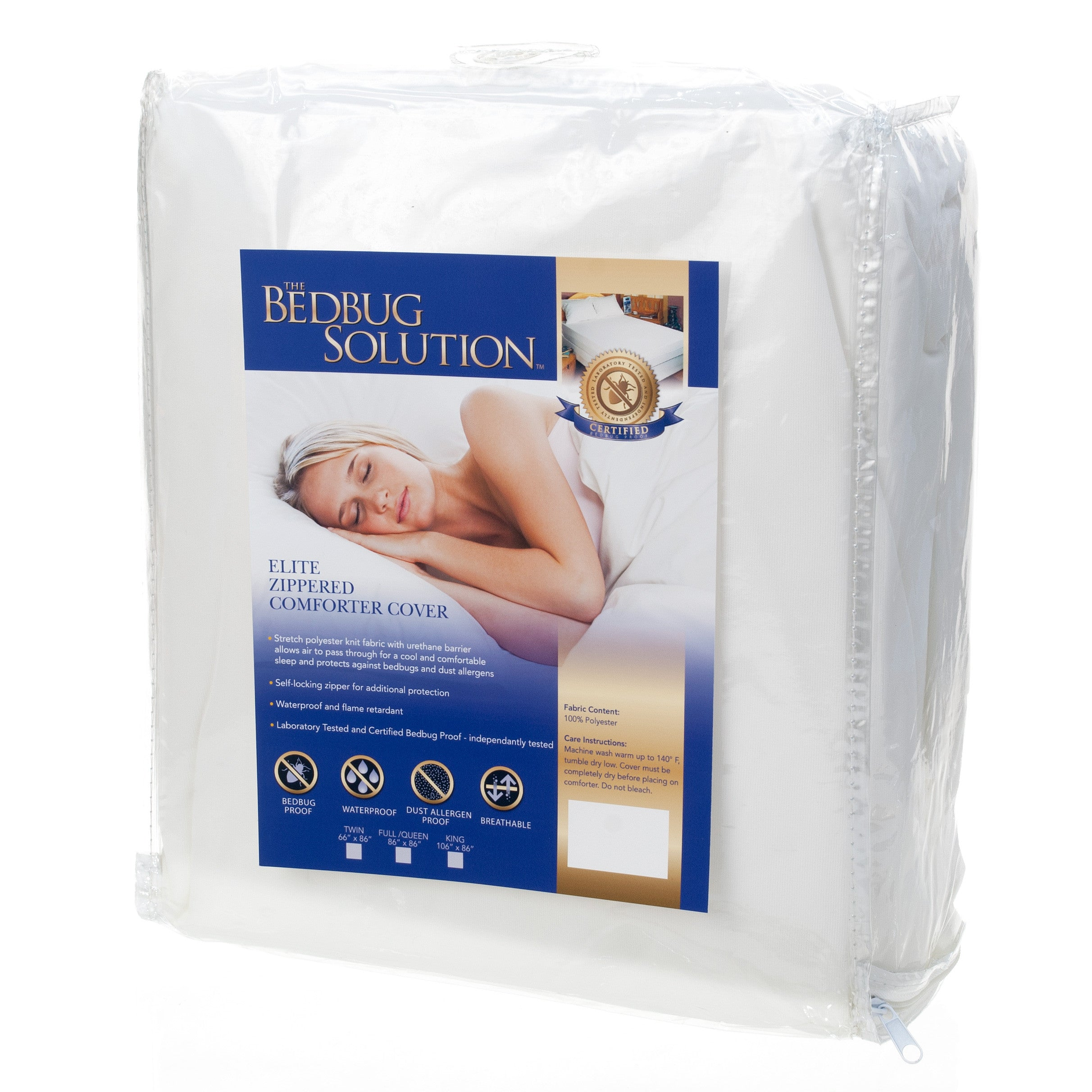 Bed Bug Proof Comforter Encasing Iallergy